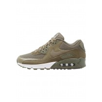 Nike Air Max 90 Essential Schuhe Low NIKeril-Grün