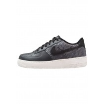Nike Air Force 1 Lv8 Schuhe Low NIKs349-Schwarz