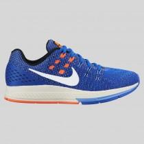 Damen & Herren - Nike Wmns Air Zoom Structure 19 Racer Blau Sail Hyper Orange