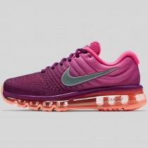 Damen & Herren - Nike Wmns Air Max 2017 Hell Traube Weiß Fire Pink