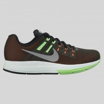 Damen & Herren - Nike Wmns Air Zoom Structure 19 Flash Sequoia Spiegeln Silber