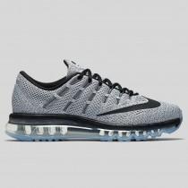 Damen & Herren - Nike Wmns Air Max 2016 Weiß Schwarz