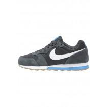 Nike Md Runner 2 Schuhe Low NIKfxws-Schwarz