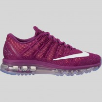 Damen & Herren - Nike Wmns Air Max 2016 Hell Traube Summit Weiß