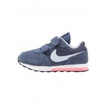 Nike Md Runner 2 Schuhe Low NIKyaxl-Blau