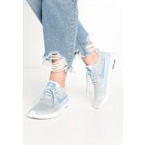 Nike Air Max Thea Ultra Flyknit Schuhe Low NIKhw3q-Blau