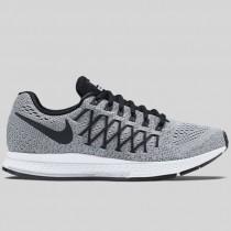 Damen & Herren - Nike Wmns Air Zoom Pegasus 32 Rein Plattinum Schwarz Dunkel Grau
