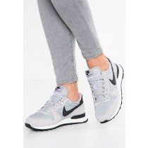 Nike Internationalist Schuhe Low NIKd7yl-Grau
