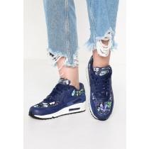 Nike Air Max 90 Se Schuhe Low NIK6xlg-Blau
