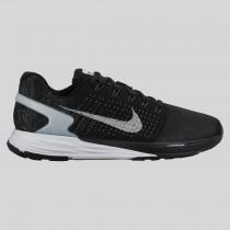 Damen & Herren - Nike Wmns Lunarglide 7 Flash Schwarz Spiegeln Silber