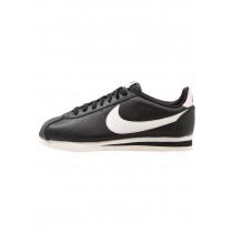Nike Classic Cortez Se Schuhe Low NIKkxr1-Schwarz
