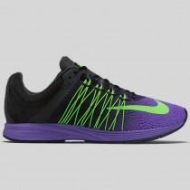 Damen & Herren - Nike Air Zoom Streak 5 Fierce lila Grün Strike Schwarz
