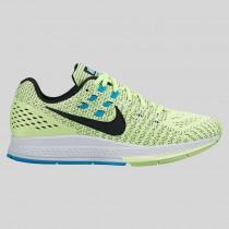 Damen & Herren - Nike Wmns Air Zoom Structure 19 Geist Grün Schwarz Weiß Blau Lagune