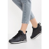 Nike Internationalist Schuhe High NIKp9le-Schwarz