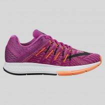 Damen & Herren - Nike Wmns Air Zoom Elite 8 Vivid lila Schwarz Sunset Glühen