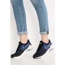 Nike Air Max Schuhe Low NIKtq46-Schwarz
