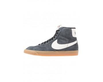 Nike Blazer Schuhe High NIKl8td-Schwarz