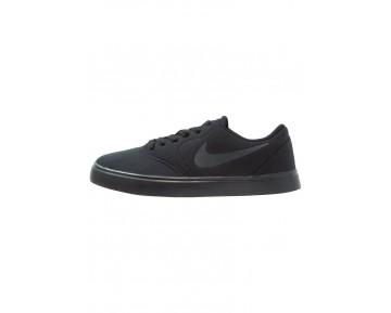 Nike Sb Check Schuhe Low NIK7e5n-Schwarz