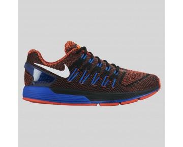 Damen & Herren - Nike Air Zoom Odyssey Schwarz Total Karmesinrot Racer Blau