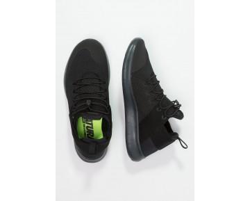 Nike Performance Free Run Commuter 2017 Schuhe Low NIKrd1s-Schwarz