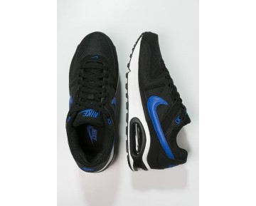 Nike Air Max Command Schuhe Low NIKsmo3-Schwarz