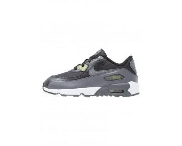 Nike Air Max 90 Schuhe Low NIKuy7g-Schwarz
