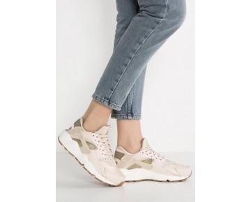 Nike Air Huarache Run Premium Schuhe Low NIK89jw-Khaki