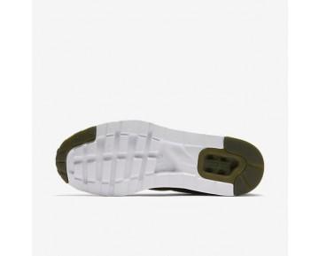 Nike Air Max 1 Ultra Flyknit Schuhe - Olive/Fracht Khaki/Weiß/Fracht Khaki