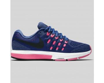 Damen & Herren - Nike Wmns Air Zoom Vomero 11 Dunkel lila Staub Schwarz Pink Blast