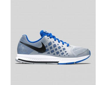 Damen & Herren - Nike Zoom Pegasus 31 (GS) Wolf Grau Foto Blau