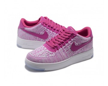 Nike Air Force 1 Flyknit Low Fitnessschuhe-Damen