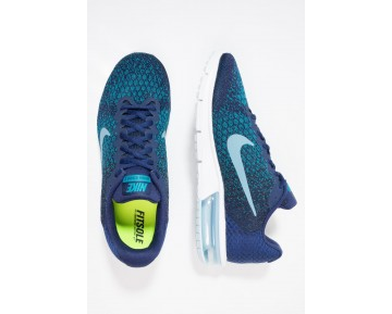 Nike Performance Air Max Sequent 2 Schuhe Low NIKgfdx-Blau