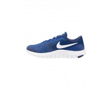 Nike Performance Flex Contact Gs Schuhe NIKni7z-Blau