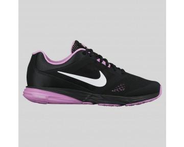 Damen & Herren - Nike Wmns Tri Fusion Run MSL Schwarz Fuchsia Glühen