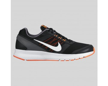 Damen & Herren - Nike Air Relentless 5 MSL Schwarz Weiß Hyper Orange