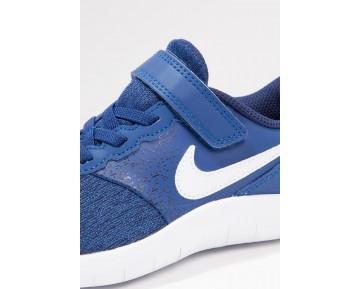 Nike Performance Flex Contact Schuhe Low NIKa5ts-Blau