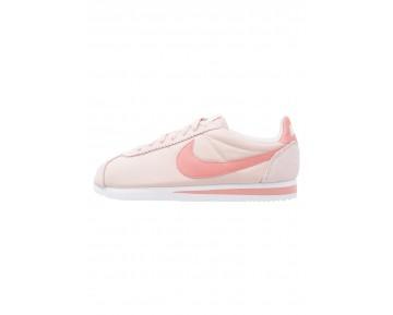 Nike Classic Cortez Nylon Schuhe Low NIKmp7b-Rot