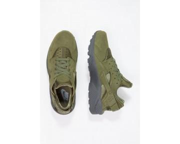 Nike Air Huarache Run Se Schuhe Low NIKap4u-Grün
