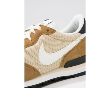 Nike Internationalist Schuhe Low NIKci7o-Gold