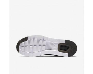 Nike Air Max 1 Ultra Flyknit Trainer - Weiß/Schwarz