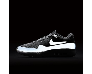 Nike Air Max 1 Ultra Flyknit Sneaker - Wolf/Grau/Dunkelgrau/Weiß
