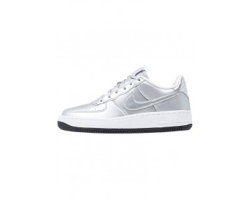 Nike Air Force 1 Se Schuhe Low NIKmd84-Silver