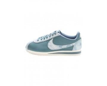 Nike Classic Cortez Prm Schuhe Low NIKv7pr-Grün
