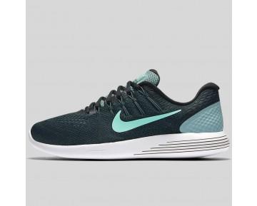 Damen & Herren - Nike Lunarglide 8 Cannon Grün Glühen Hasta