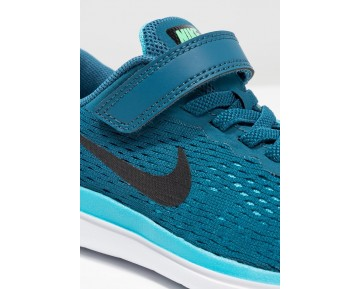 Nike Performance Flex Run 2017 Schuhe NIKv7dp-Blau