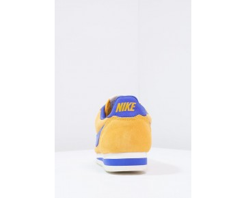 Nike Classic Cortez Se Schuhe Low NIKmlvn-Gelb