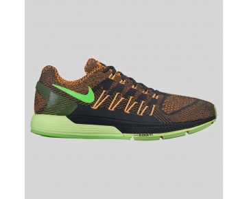 Damen & Herren - Nike Air Zoom Odyssey Total Orange Schwarz Votage Grün