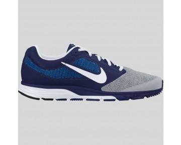 Damen & Herren - Nike Air Zoom Fly 2 Loyal Blau Weiß Wolf Grau