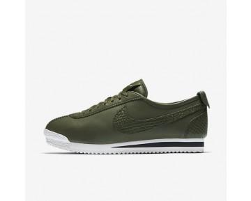 Nike Cortez 72 Trainer - Dunkles Loden/Elfenbein/Schwarz