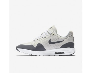 Nike Air Max 1 Ultra Moire Schuhe - Gipfel Weiß/Metallisches Silber/Weiß/Kühles Grau